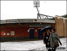 Watford's Vicarage Road Stadium