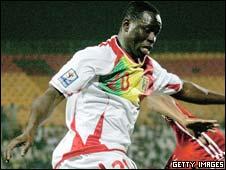 Mali and Xerez midfielder Sidi Yaya Keita