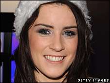 Former X Factor stars Lucie Jones and