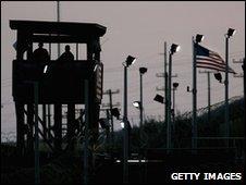 Guantanamo Bay prison, Cuba
