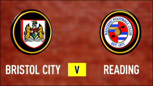 Bristol City 1-1 Reading