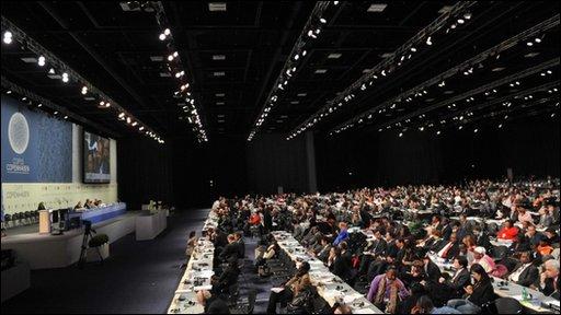 Plenary session in Copenhagen