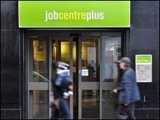 Jobcentreplus branch