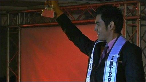 Mr International 2009