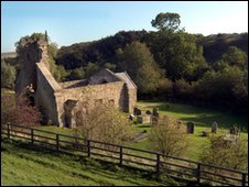 Wharram Percy. Photo: Tony Bartholomew