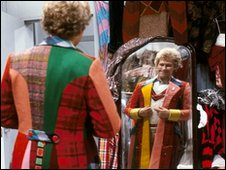 Colin Baker in The Twin Dilemma