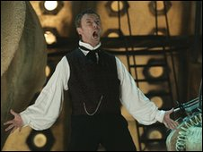 John Simm as The Master in Utopia
