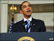 President Obama, 21 Dec