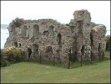 Sandsfoot Castle