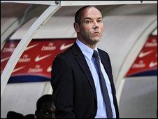 Cameroon coach Paul Le Guen