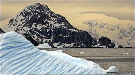Antarctica (BBC)