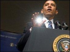 Barack Obama (AFP)