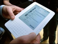 Amazon's Kindle 2