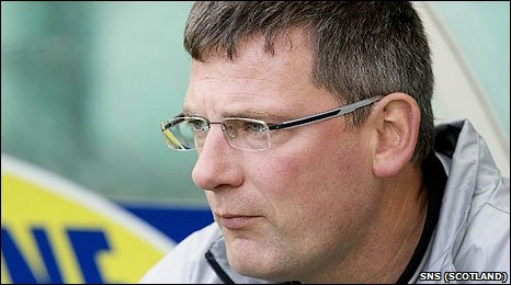 Craig Levein was pleased with his talks with the Scottish FA