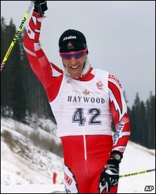 Canadian skier Brian McKeever