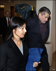 Richard and Mayumi Heene