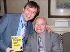 Wesley Smith and Colin Dexter