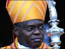 Archbishop of York, Dr John Sentamu