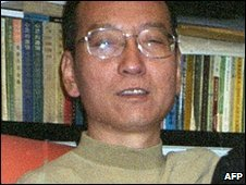 Liu Xiaobo in Beijing (October 2002)
