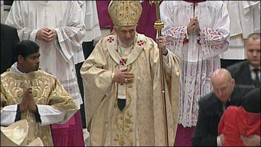 Christmas Mass 2008