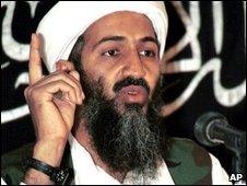 Osama bin Laden (file pic)