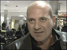 Elias Fawaz, passenger on Northwest Airlines Flight 253