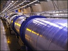 Superconducting magnet at Large Hadron Collider (Cern/M. Brice)