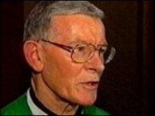 Bishop Martin Drennan