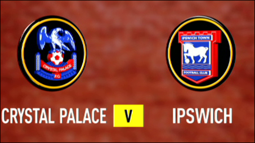 Crystal Palace v Ipswich