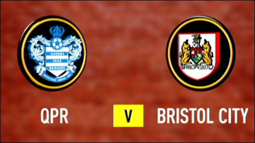 QPR 2 - 1 Bristol City