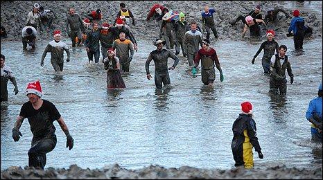 Maldon Mud Race 2009