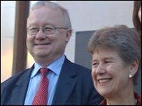 Leighton Andrews a Jane Hutt
