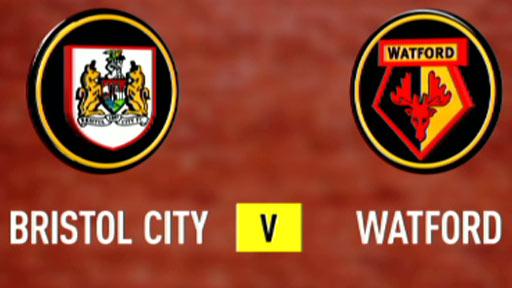 Bristol City v Watford