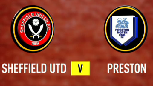 Sheffield United v Preston