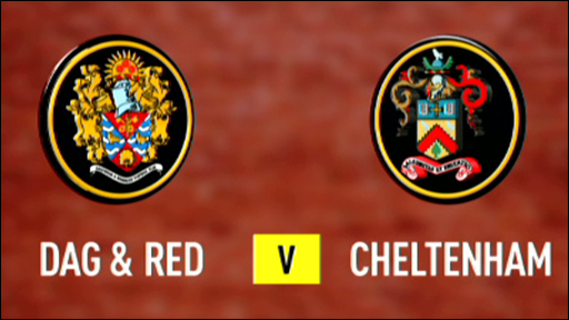 Dag & Red v Cheltenham