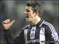 Newcastle's Joey Barton