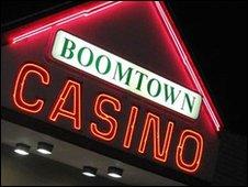 Casino in Fort McMurray, Alberta, Canada