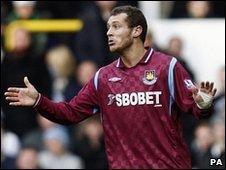 West Ham's Alessandro Diamanti