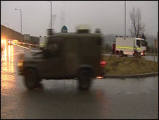 The Army is examining the vehicle