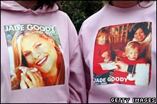 Fans in Jade hoodies