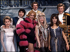 A 1969 production of Cinderella