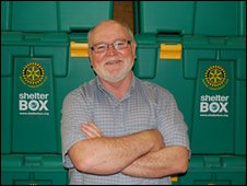 Tom Henderson OBE