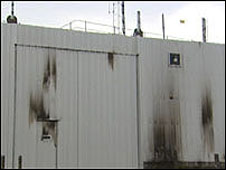 Crossmaglen PSNI station
