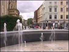 Wolverhampton scene
