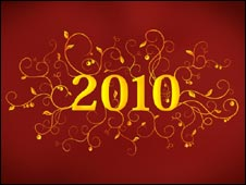 The year 2010