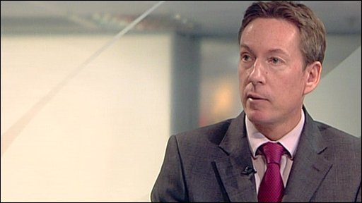 Security Correspondent Frank Gardner