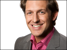 David Whiteley, BBC Radio Norfolk