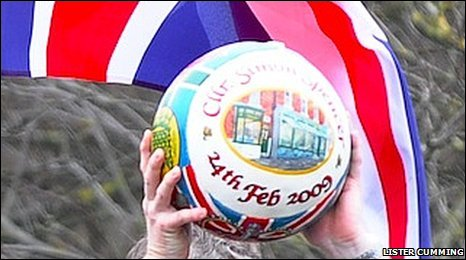 Shrovetide ball