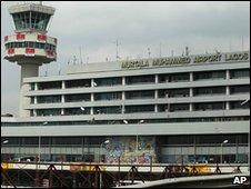 Murtala Muhammed airport, Lagos