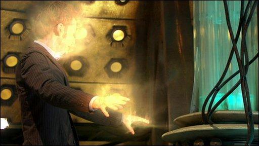 David Tennant as Doctor Who